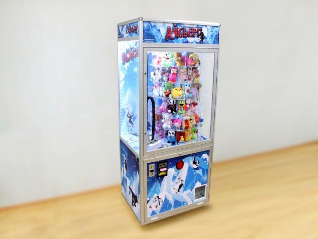 Мягкая игрушка Торговый автомат айсберг б/у