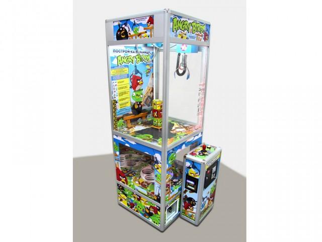 Мягкая игрушка Аппарат построй-ка энгри берс
