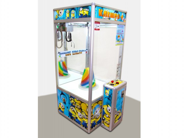 Мягкая игрушка Автомат бешеный кран