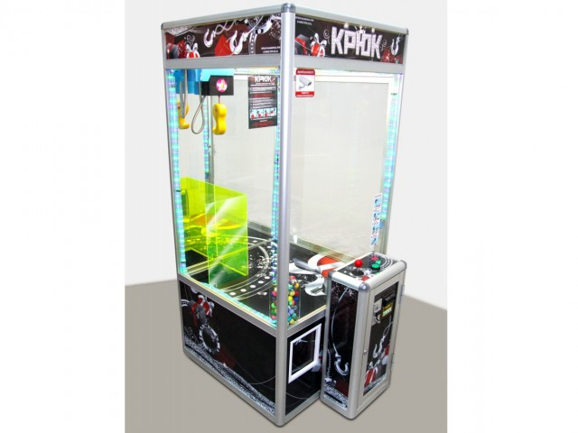 Мягкая игрушка Автомат ловкий крюк б/у
