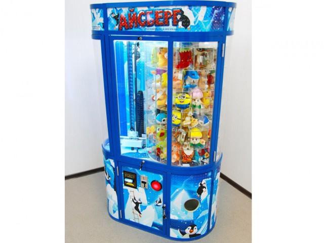 Мягкая игрушка Автомат айсберг