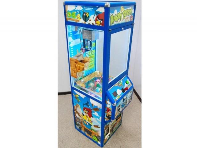Мягкая игрушка Автомат скворечник злые птички