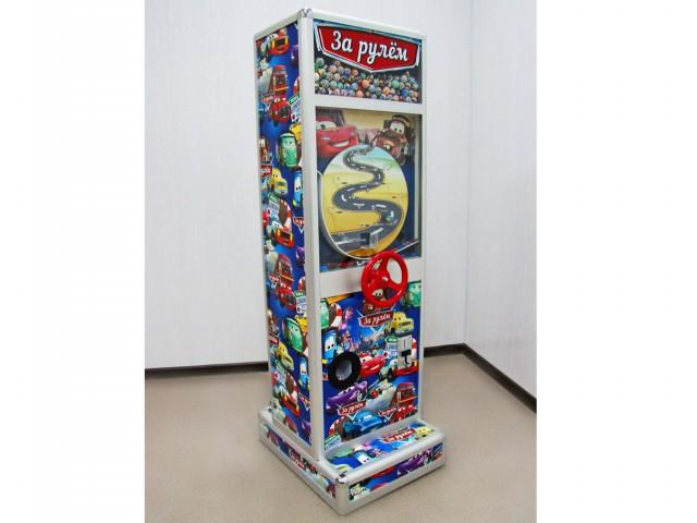 Мягкая игрушка Автомат для продажи мячей за рулем 2