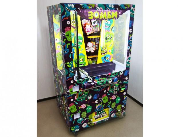Мягкая игрушка Призовой автомат зомби-глаз