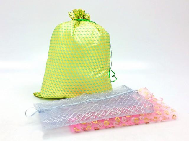 Мягкая игрушка Упаковка для подарка мешочек из органзы