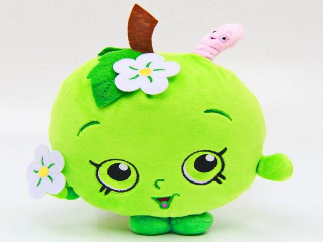 Мягкая игрушка Яблочко фло