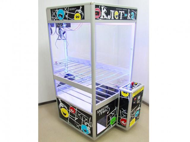 Мягкая игрушка Автомат клетка