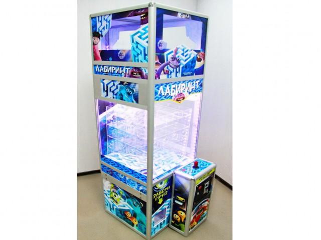 Мягкая игрушка Автомат лабиринт
