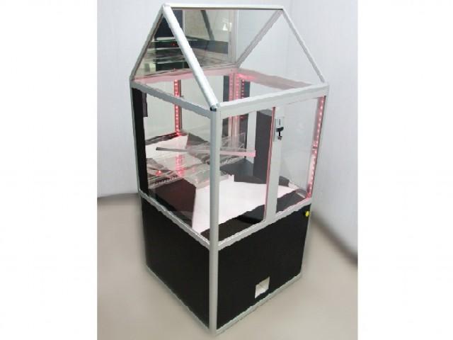 Мягкая игрушка Призовой автомат монетка 2