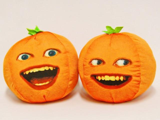 Мягкая игрушка Веселый апельсин