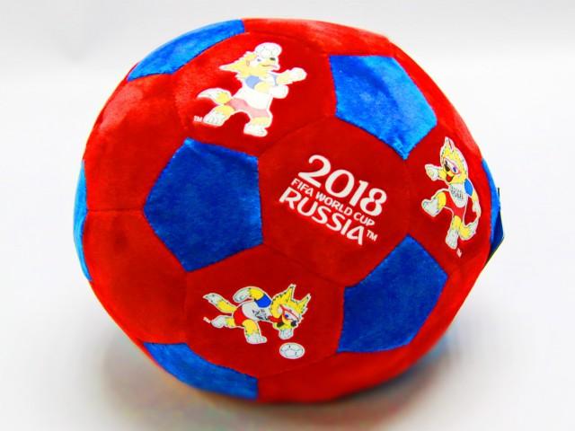 Мягкая игрушка Мяч футбольный россия