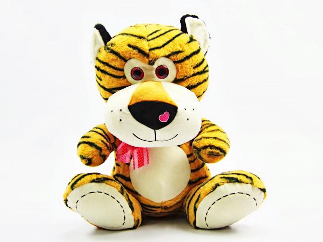 Мягкая игрушка Тигренок  хватай-ка