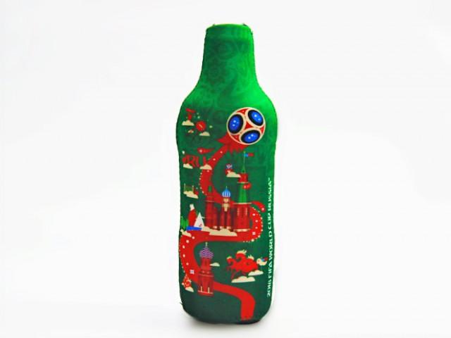 Мягкая игрушка Термочехол для бутылки с забивакой