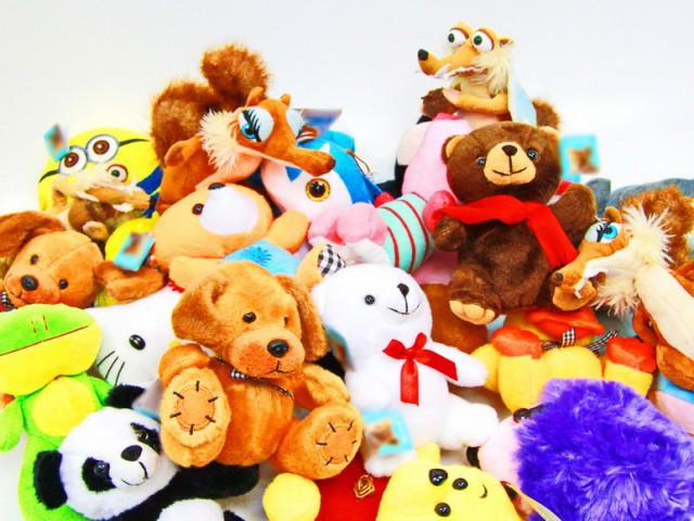 Мягкая игрушка Микс игрушек для айсберга