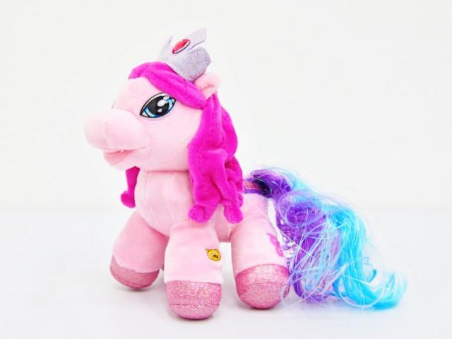 Мягкая игрушка Пони милашка мал.