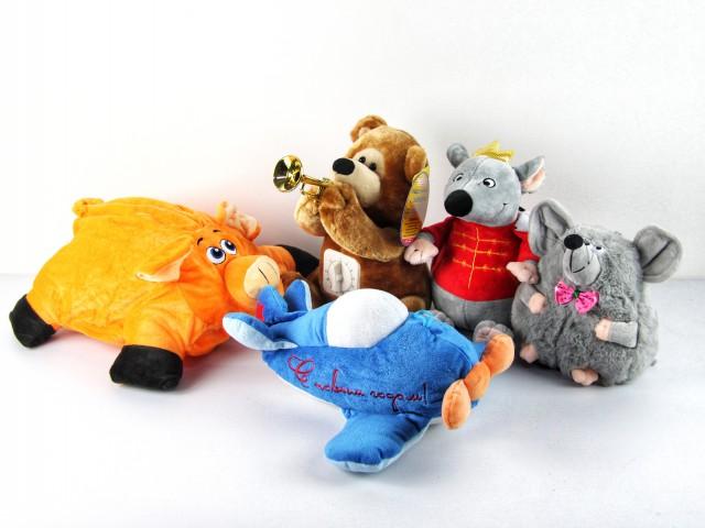 Мягкая игрушка Набор с мишкой таймером