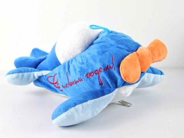 Мягкая игрушка Конфетница самолет