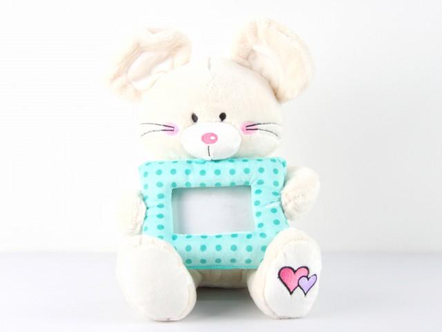 Мягкая игрушка Мышка с фоторамкой