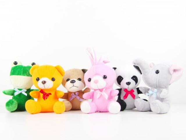 Мягкая игрушка Зоопарк с пандой