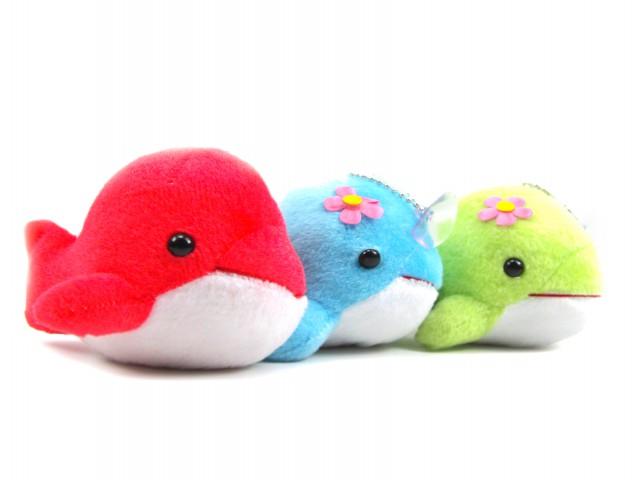 Мягкая игрушка Китенок разноцветный