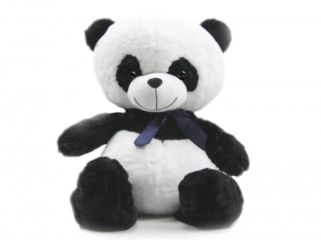 Мягкая игрушка Панда с бантом