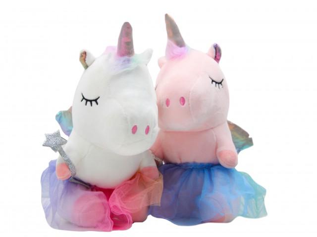 Мягкая игрушка Единорожка фея