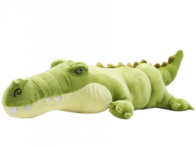 Мягкая игрушка Крокодил зеленый