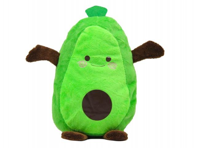 Мягкая игрушка Авокадо веселый
