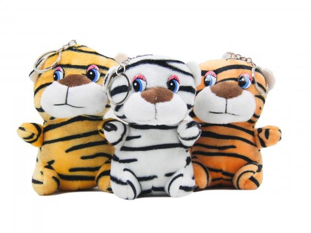 Мягкая игрушка Тигрята ассорти