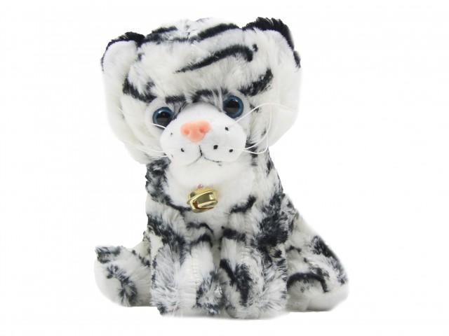 Мягкая игрушка Тигр белый