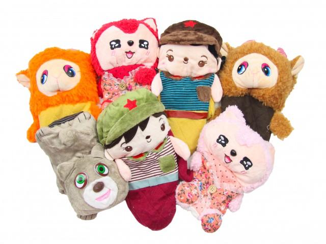 Мягкая игрушка Кукольный театр